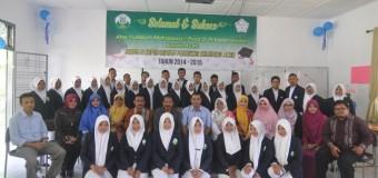 Program Studi D-III Keperawatan Banda Aceh Menggelar Yudisium