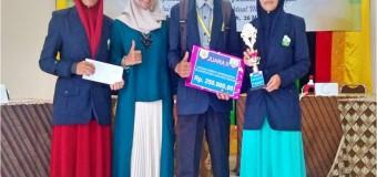 Prodi D-III Keperawatan Raih Juara II Pada Lomba Cerdas Cermat SeBanda Aceh Dan Aceh Besar