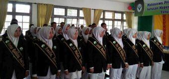 Prodi Keperawatan Banda Aceh Menggelar Yudisium dan Pengambilan Sumpah Mahasiswa Tahun 2015/2016