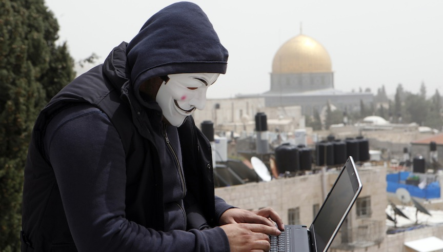 Tv Israel Di Hacking, Diganti Dengan Panggilan Adzan dan Masjid