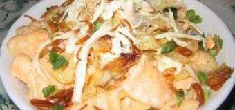 Resep Bubur Ayam Spesial