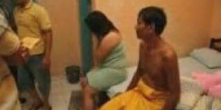 Sembunyi di Dalam Lemari Dengan Posisi Setengah Bugil, Pasangan Mesum di Pidie Jaya ini  Ngaku Telah Menikah